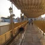 PAssageway to the Temple