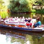 Ein Trip mit dem Safariboot - freitags von Mai bis September
