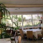 Flora y fauna abundan en el restaurante Palasiet