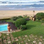 Garden/pool/beach