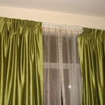 Poor fitting of good quality curtains