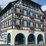 Fachwerkhaus in Schiltach