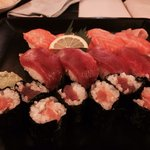 Sushi variado mmmmm