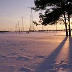 Grimeton vinter
