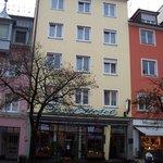 İnsel Hotel--Lindau