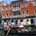 Venice - gondolier