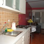 One Bedroom Apartment, Kitchenette