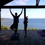yoga with Brooke