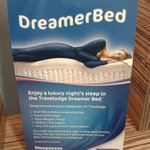 Dreamer Bed advert