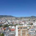 Hermosa vista de la ciudad de Loja