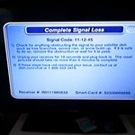 TV/Cable signal loss - frequent occurance