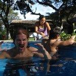 Mis amigos de argentina!