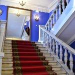 Лестница в театре