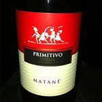 Wonderful Primitivo from Puglia