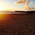 Secrets Royal Beach sunrise