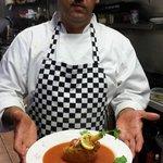 head chef M.ALI