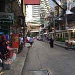 Surrounding Area Street