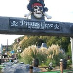 Entrance to Pirates Cove