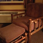 Great in-room seating