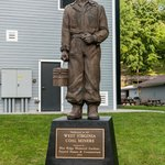 Monument to WV Coal Miners