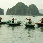 Halong Bay floating villages