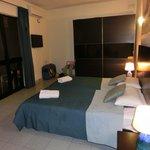 kamer met zeezicht op 1e etage