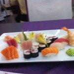 Fabulous sushi sashimi with the freshest of fish. A really enjoyable dining experience Doreen fr
