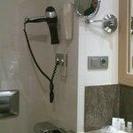 Detalle equipamiento baño