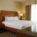 Our two room fireplace suites offers a bedroom and sitting room with 2 bathrooms