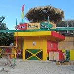 local beach bar