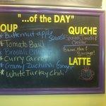 Homemade Soup Choices