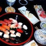 Sushi @ Sagami's