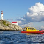 Point Atkinson Light HouseTaken from a RCM Search & Rescue boat