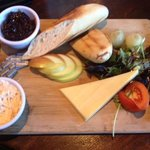 ploughmans with class