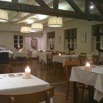 La salle de la brasserie