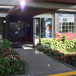 Chebucto Inn Front Entrance