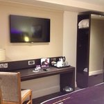 new refurbished room