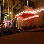 Calangute Grande at night