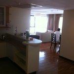 Appartement 2 chambres 1 salon