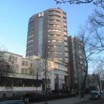 Parkhotel from Westersingel