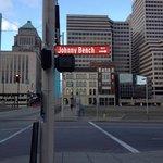 Johnnie Bench Way
