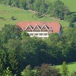 Glottertal, Carlsbau (Schwarzwaldklinik)