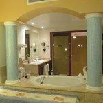 Banheiro da Royal suite junior
