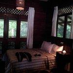 nuestra linda habitacion
