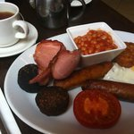 Irish breakfast !!!