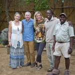 The Owners and Staff at Tanda Tula