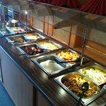 Asia Thai Buffethaus Foto