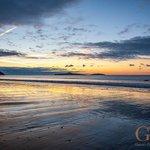 November sunrise in Aberdaron,Wales