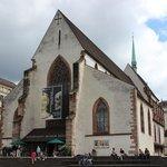 Здание музея - в бывшем монастыре францискацев