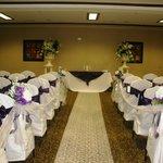 Event room-Wedding ceremony